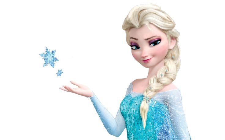 Frozen Clipart.