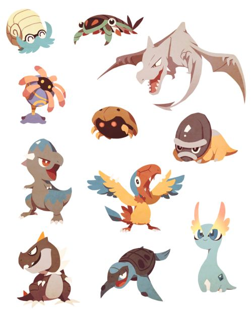 1000+ ideas about Fossil Pokemon on Pinterest.