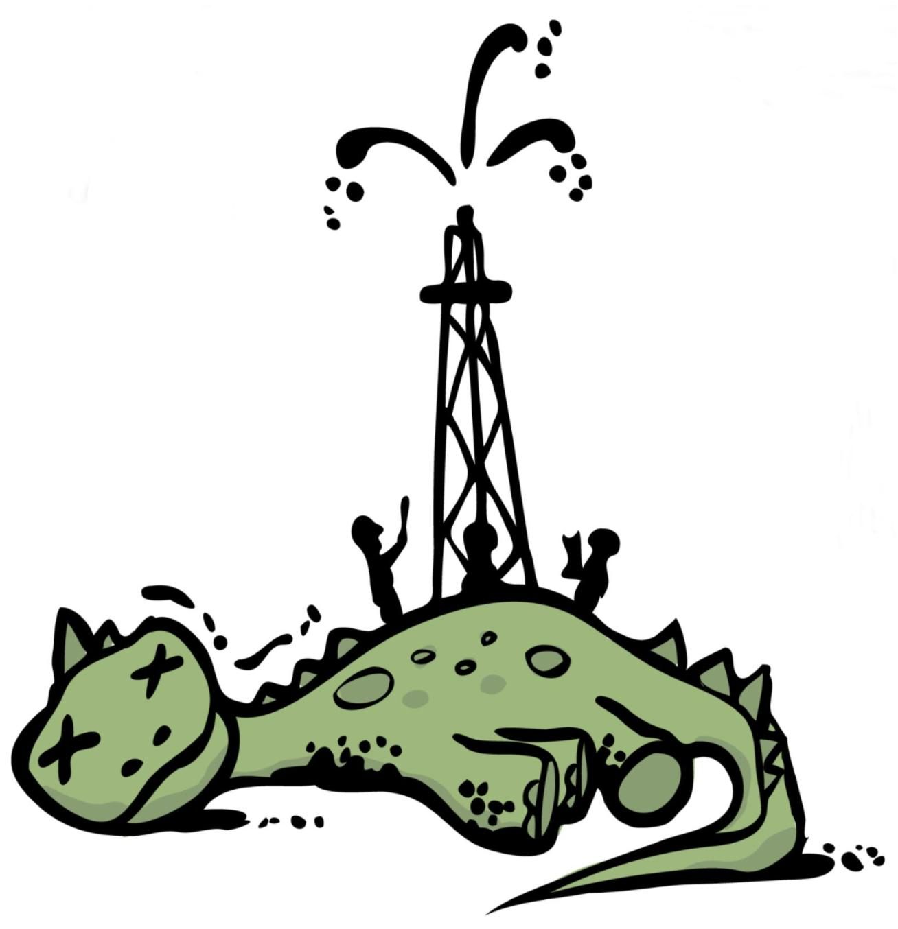 Fossil fuel clipart.