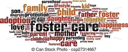Foster Care Clipart.