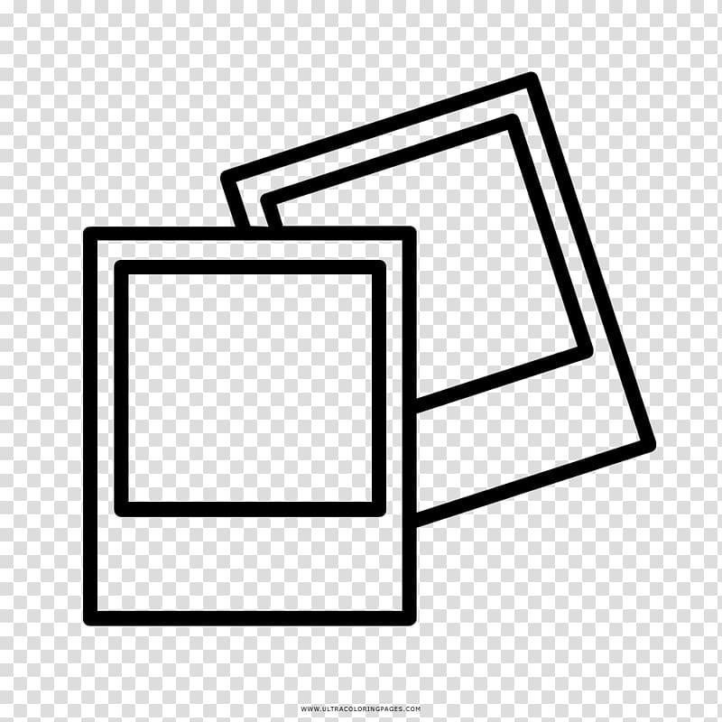Two black frames , Computer Icons Polaroid Corporation.
