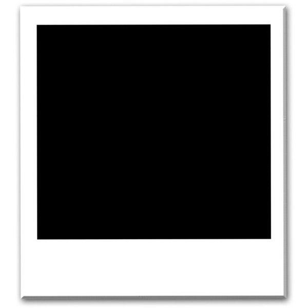 Digital Polaroid Clip Art Frame ❤ liked on Polyvore.
