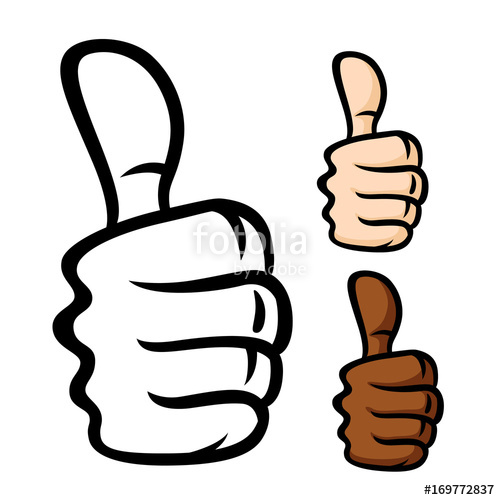 Thumbs Up Clipart\