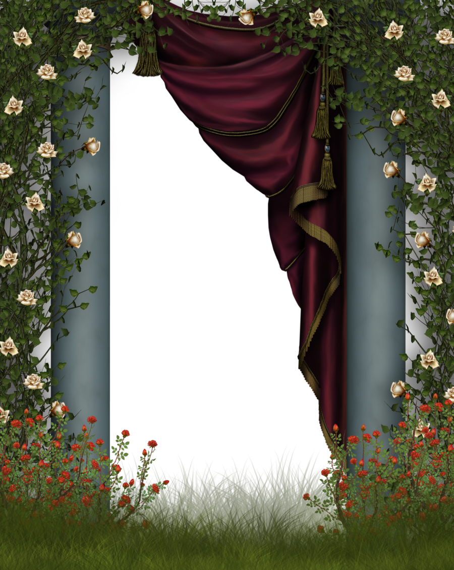 Download Download Garden Entrance Png Clipart Flower Grass.