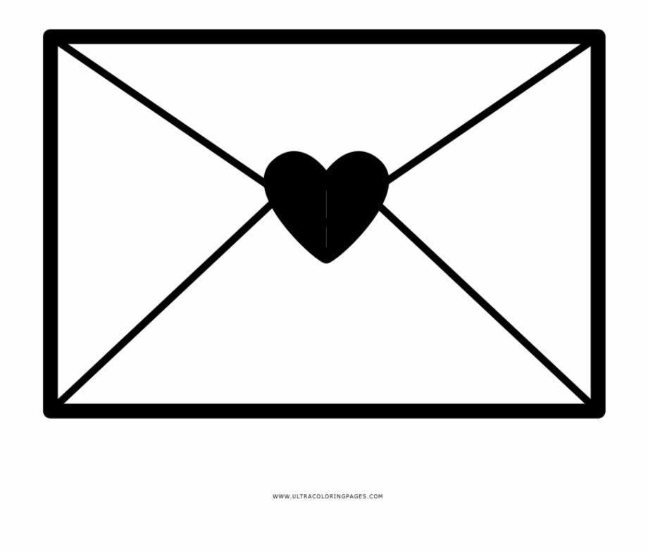 Drawing Letter Love Carta De Amor Desenho.