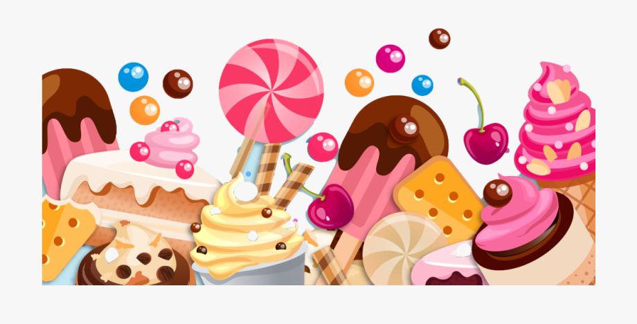 mq #cupcake #dessert #candy #border #borders.