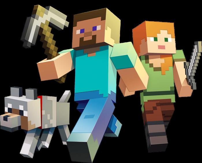 Imagenes De Minecraft Png Vector, Clipart, PSD.