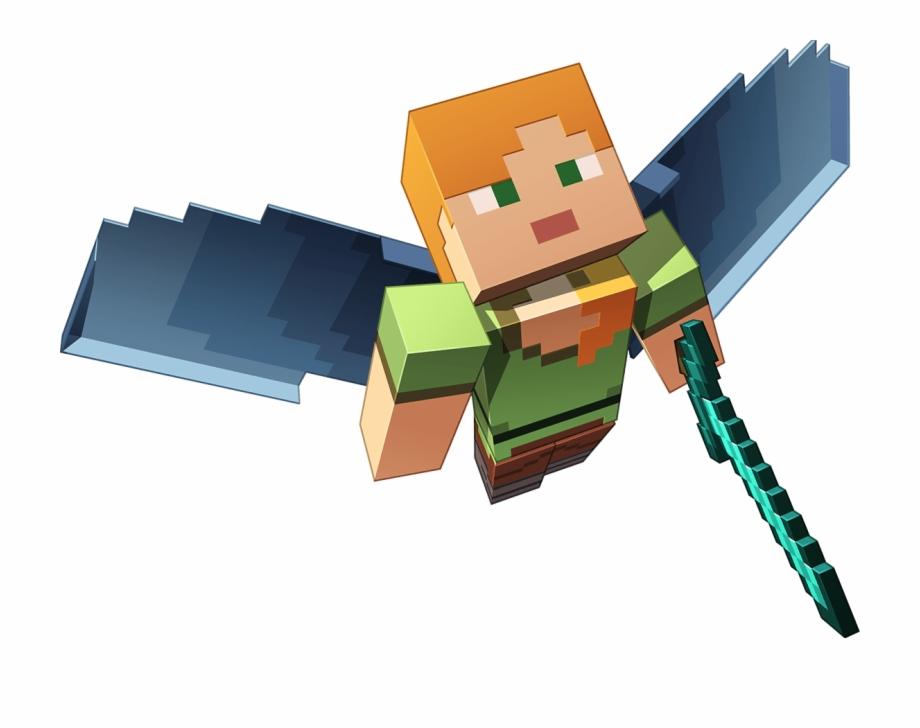 mc #minecraft #mine #craft #steve #skin #alex #bw.