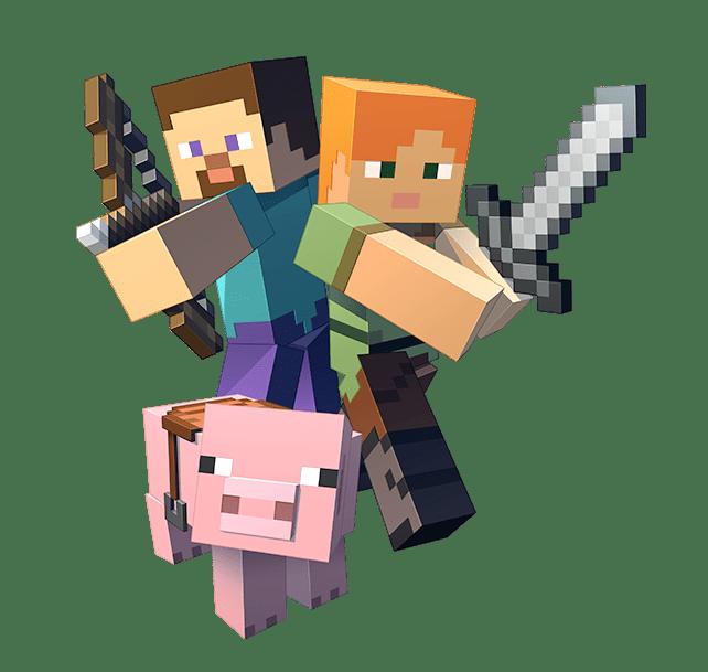 Minecraft Realms.
