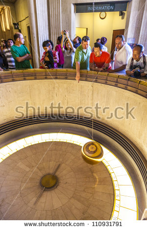 Foucault Pendulum Stock Photos, Royalty.
