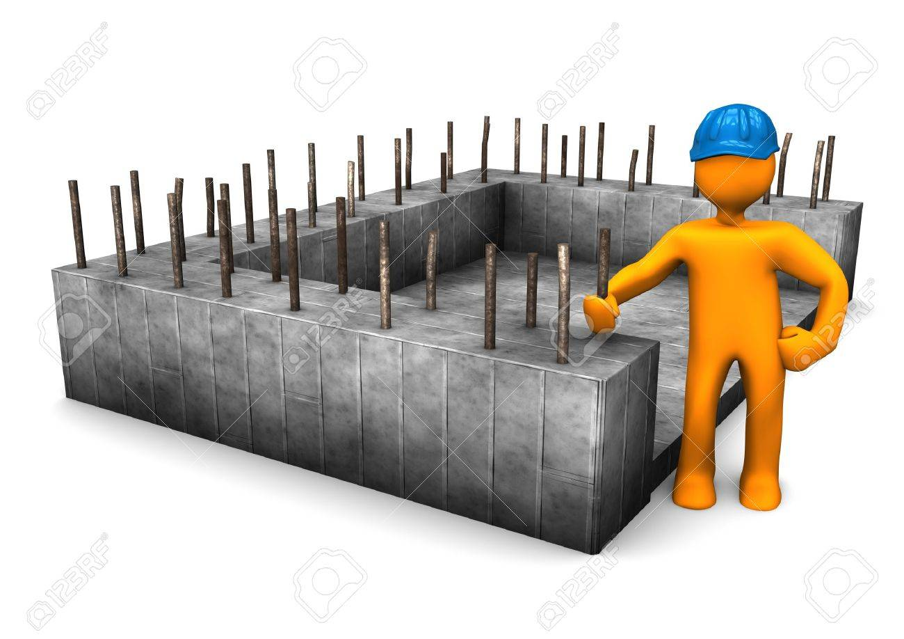 Building foundation clipart 1 » Clipart Station.