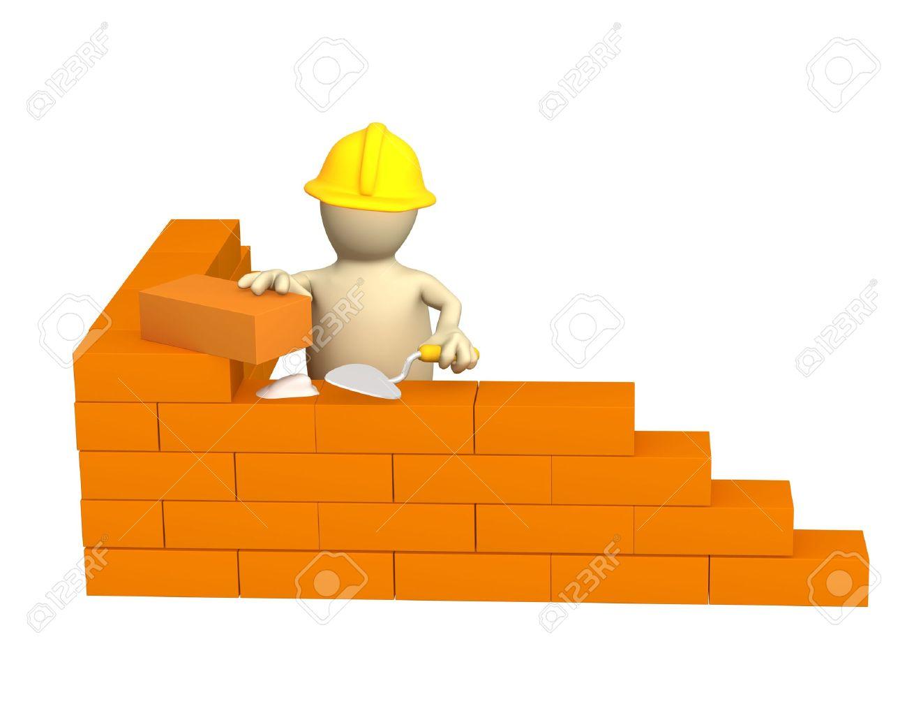 Brick Foundation Clip Art.