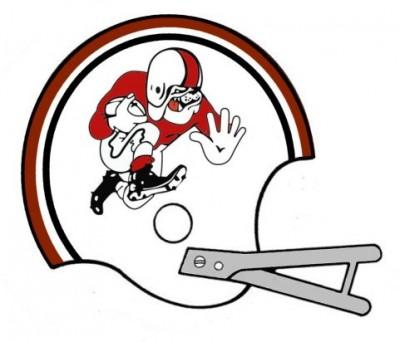 Football Helmet History.
