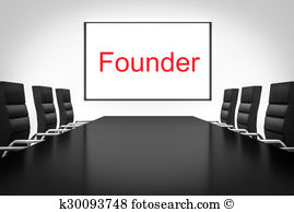 Founder Clipart.