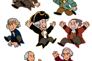 Founding fathers clipart » Clipart Station.