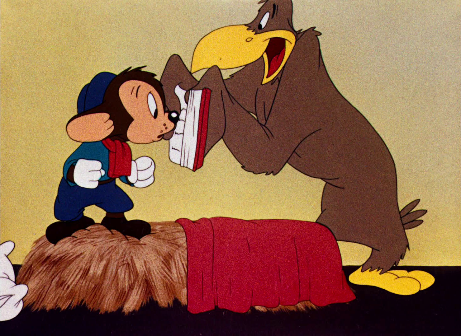 """Looney Tunes Pictures: """"Lost and Foundling""""."""