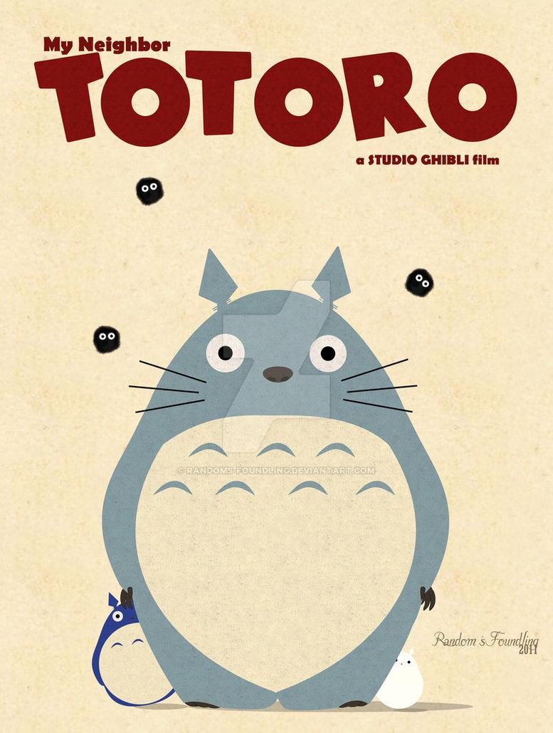 Totoro::. by Randoms.