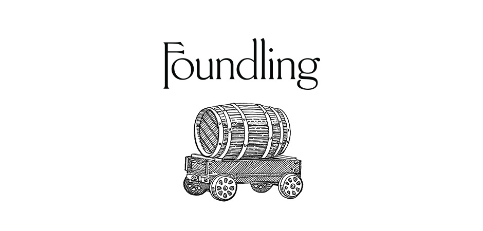 Brand Identity for Foundling.