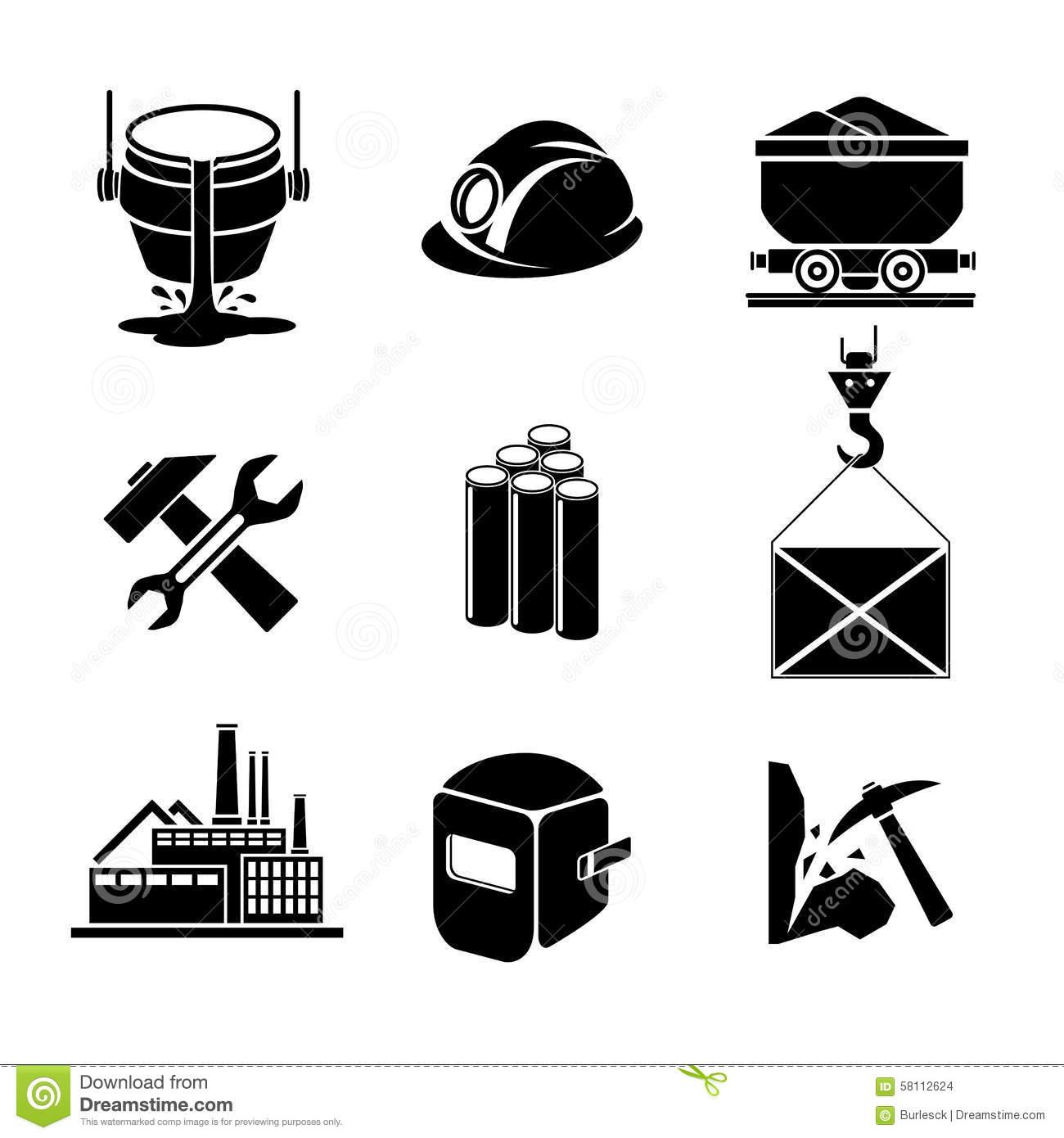 Foundry Stock Illustrations.