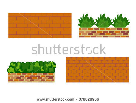 Brick Path Stock Images, Royalty.