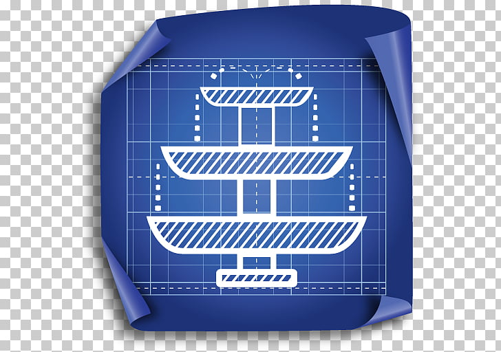 Blueprint Architecture Plan, Water Fountain .ico PNG clipart.