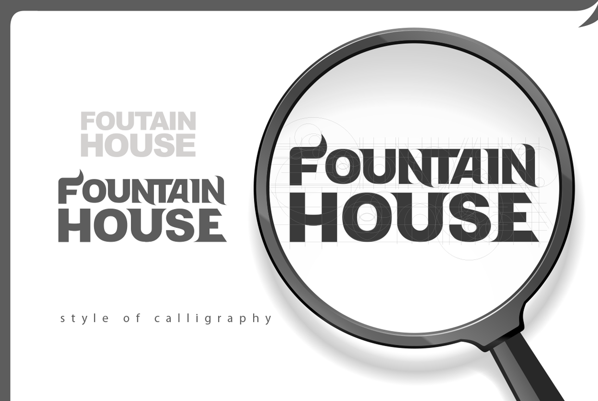 Fountain House LOGO on Behance.