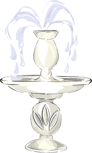 Fountain Of Youth Clipart.