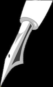 Fountain Pen Clip Art at Clker.com.