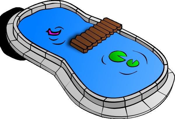 Pond Clip Art at Clker.com.