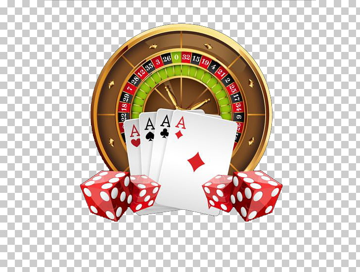 Casino game Gambling Roulette, Casino elements, four aces.