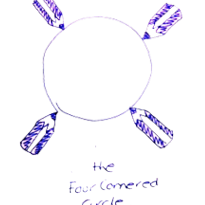 Four Cornered Circle (@4CorneredCircle).