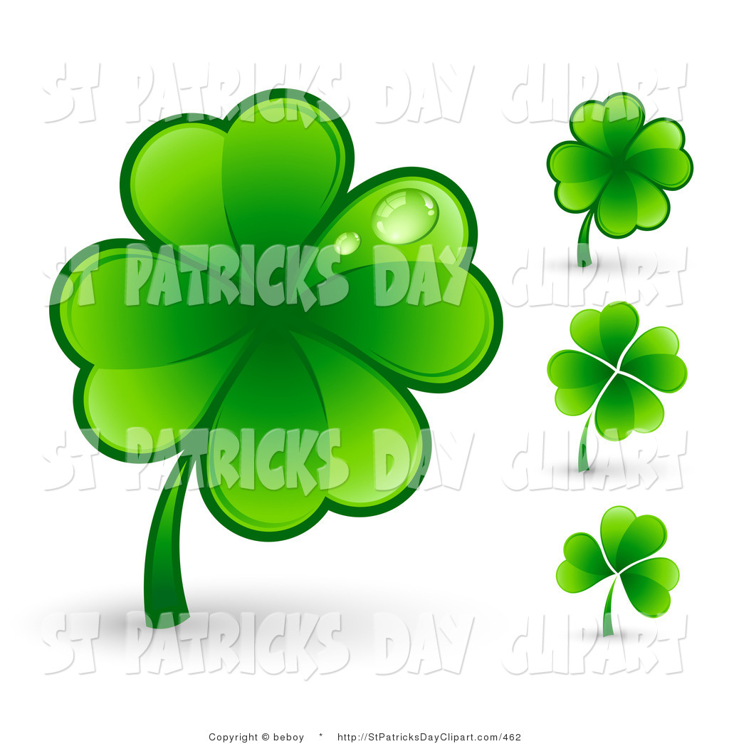 Royalty Free Luck Stock St. Patrick's Day Designs.