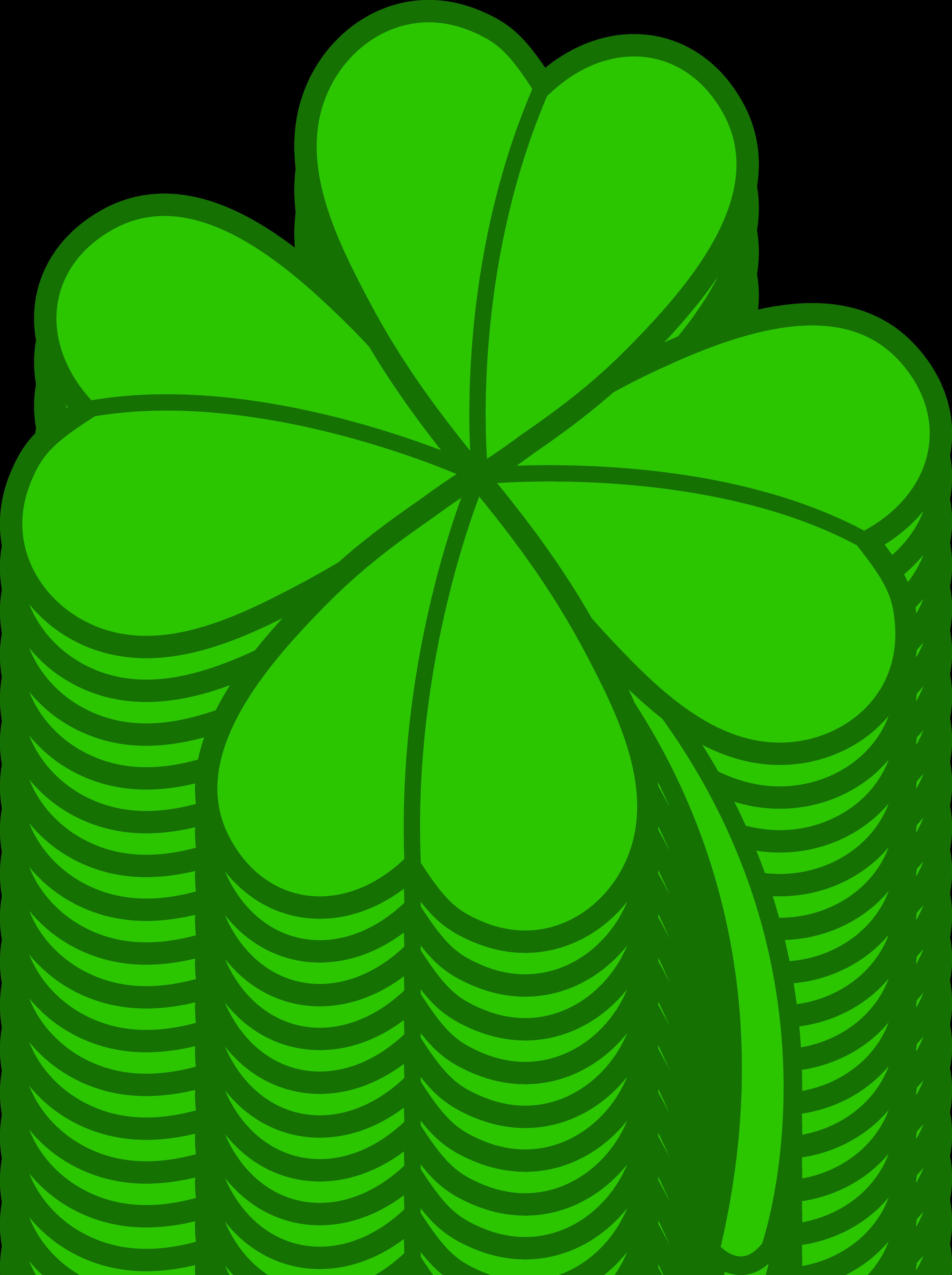Four Leaf Clover Version 2.