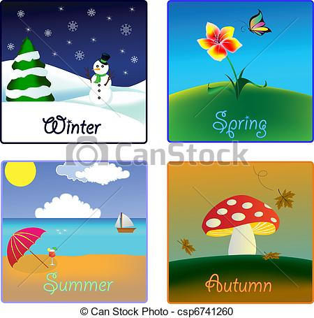 Four seasons Vector Clipart EPS Images. 4,536 Four seasons clip.