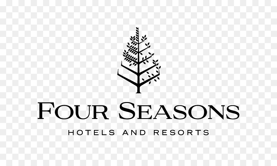Four Seasons PNG Black And White Transparent Four Seasons Black And.