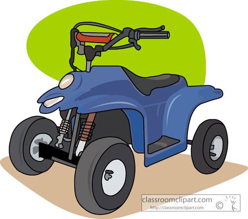 Four wheeler clip art.