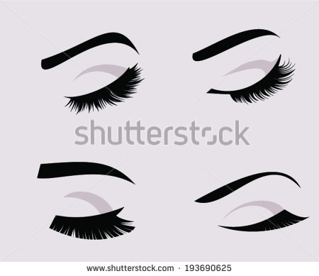 sexy eyes clipart.