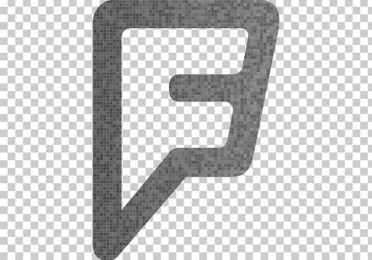 Foursquare Logo Social Media Swarm PNG, Clipart, Angle.