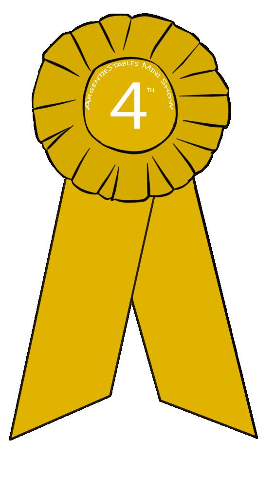 Ribbon Fourth Clipart.