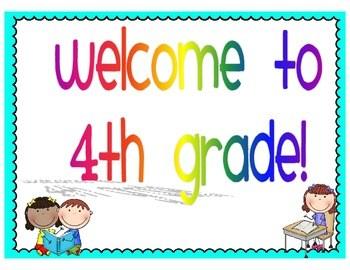 Fourth grade clipart 4 » Clipart Portal.
