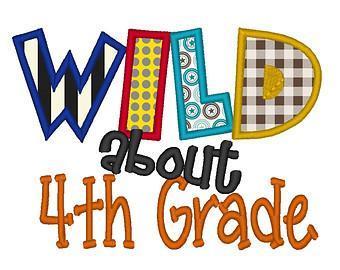 Fourth Grade.