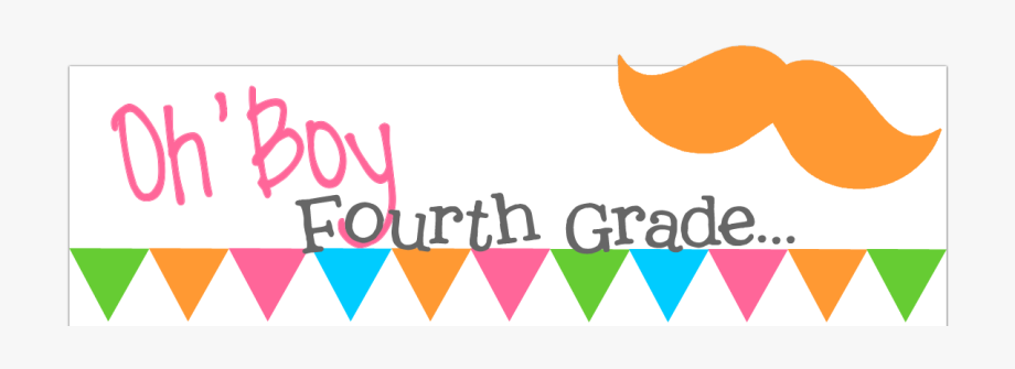 4th Grade Cliparts.
