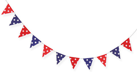 Download High Quality 4th of july clip art banner.