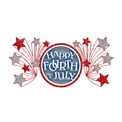 4th Of July transparent PNG images.