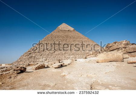 Pyramid Egyptian Stock Photos, Royalty.