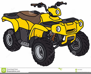 Free Clipart Four Wheeler.