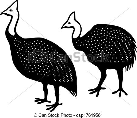 Guinea fowl Clip Art and Stock Illustrations. 64 Guinea fowl EPS.