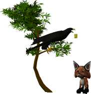 The Fox and the Crow.