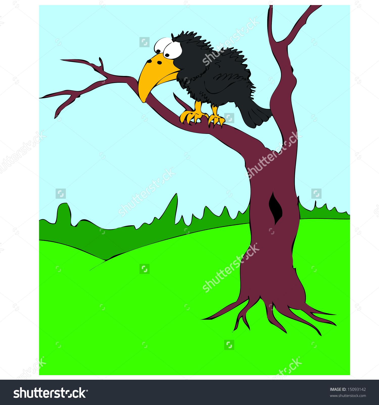 Crow clipart disney.