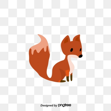 Fox Cartoon PNG Images.
